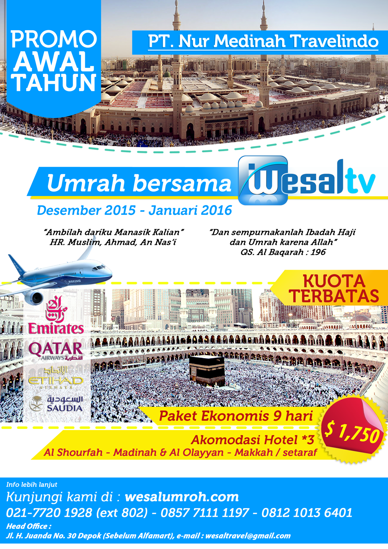 wesal tour  u0026 travel